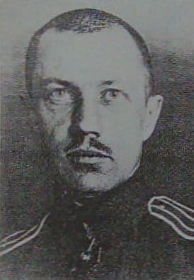 Полковник Ефимов Авенир Геннадьевич