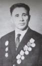 Командир огневого взвода младший лейтенант Письменный Н.А. 174-го ОИПТД.