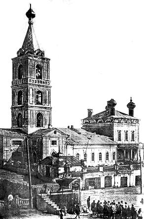 Вознесенский собор. Сарапул.