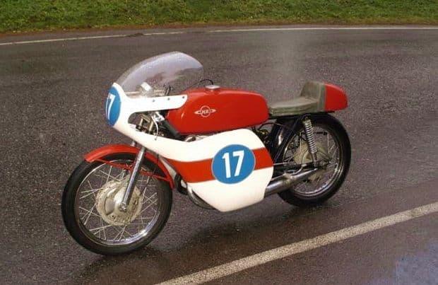 Мотоцикл ИЖ-6.217 шоссейно-кольцевой.
