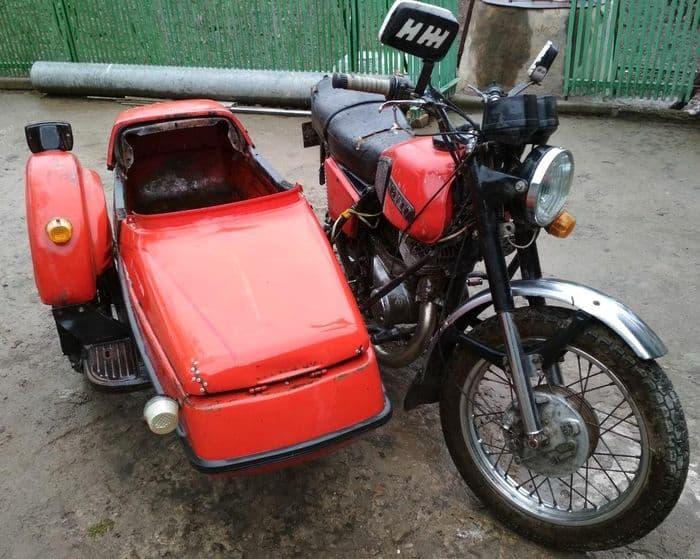 Мотоцикл ИЖ Планета-5К