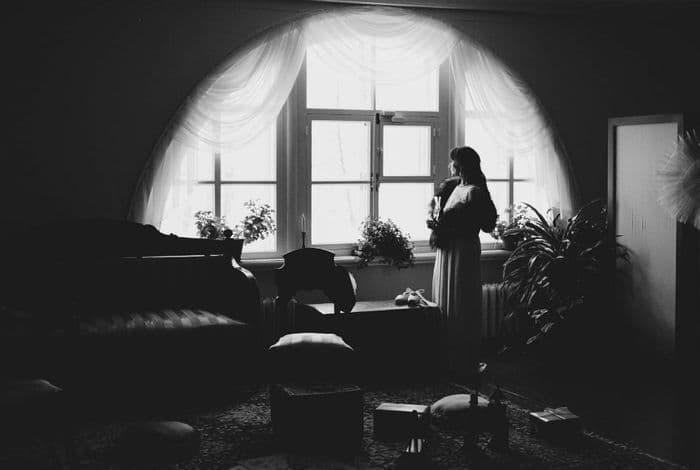 Заслуженная артистка УР Оксана Батуева. Съёмки проводились в Музее-Усадьбе П.И Чайковского. Воткинск.