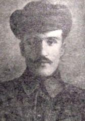 Начальник Ижевской милиции Большаков Иосиф Петрович 1919г.