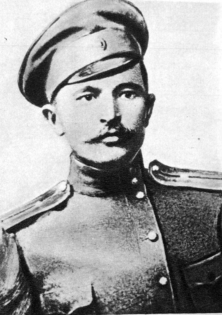 Прокопьев Максим Прокопьевич - поэт-большевик.