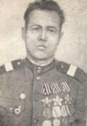Емельянов Тарас Федорович - полный кавалер ордена Славы (три ордена Славы), житель Удмуртии.