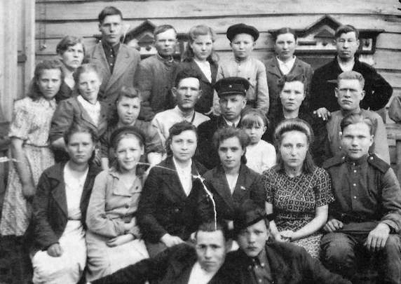 Малая Пурга. РУПС. 1947 г.