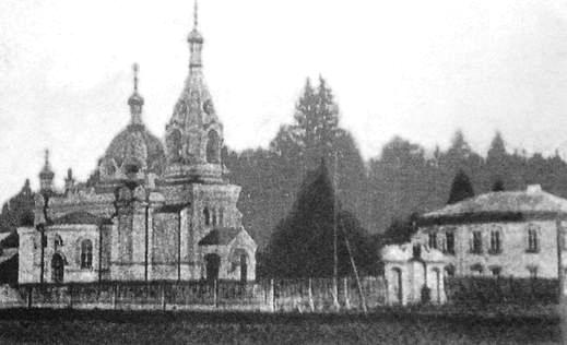 Скорбяще-Богородицкая больничная церковь г. Сарапула.