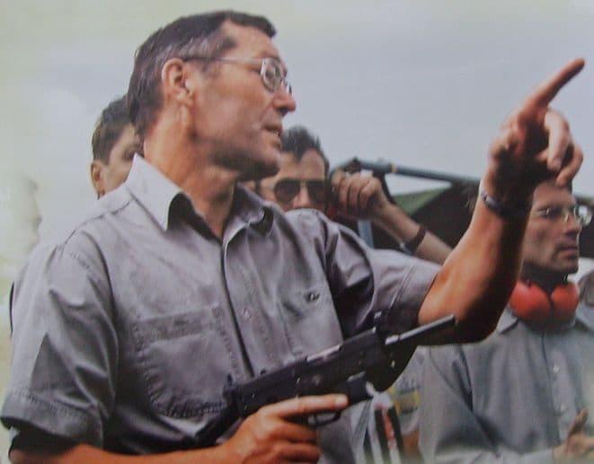 Пистолет пулемет кедр. Михаил Драгунов.