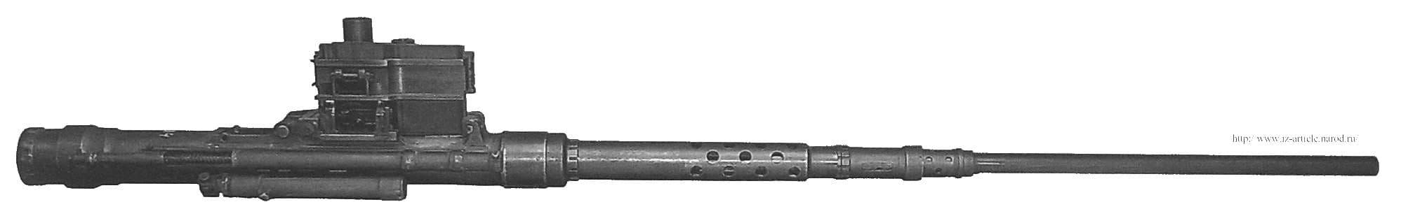 Авиационная пушка системы Нудельмана-Суранова НС-37, оружие Ижевска