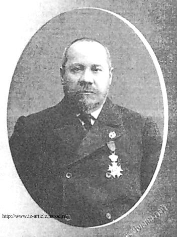 Петров Иван Федорович