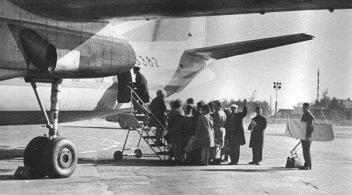 Второй Ижевский аэропорт.
