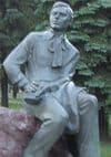 Памятник Кузебаю Герду, Ижевск.
