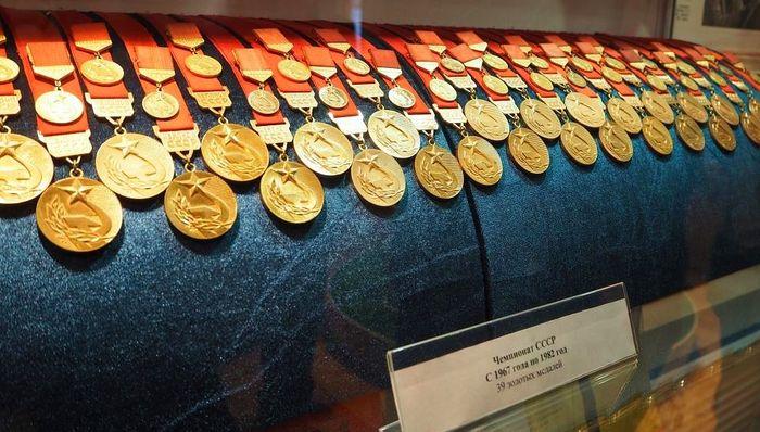 Чемпионат СССР с 1967 года по 1982 год. 39 золотых медалей Галины Кулаковой.