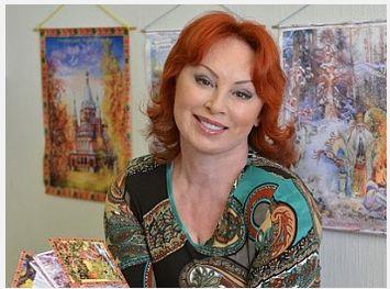 ОСТЫЛЕВА Вера Григорьевна – график, живописец, член Союза художников России и Удмуртии.