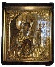 Нижний храм освящен в честь Веры, Надежды, Любви и матери их Софии. Ижевск.