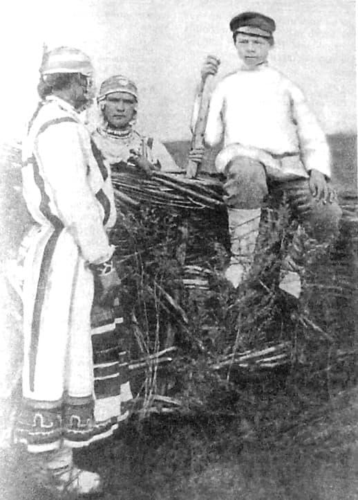 Удмурты (ары) Мамадышского уезда.