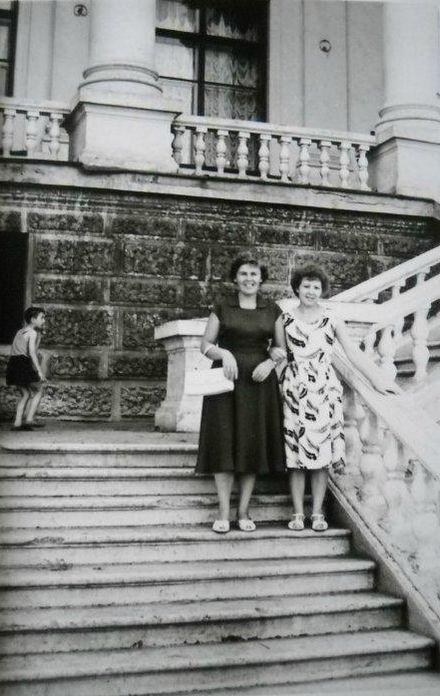 Дом культуры Россия Глазов 1961 год.