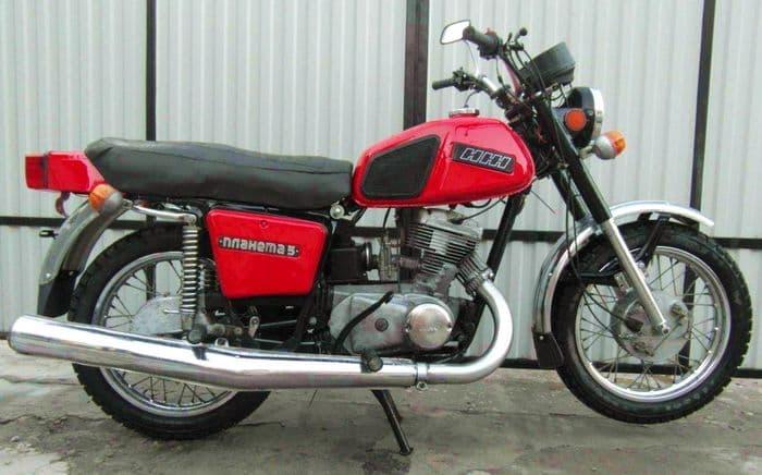 Мотоцикл ИЖ-Планета-5