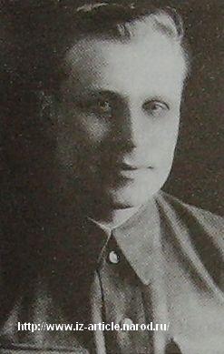 Сысоев П.А., директор Ижевского машиностроительного завода (1946-1952)