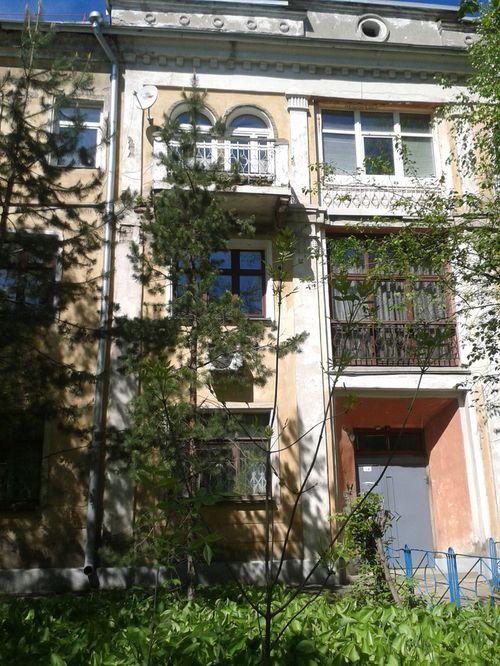 Советская 31. Год постройки: 1930-е годы. ДВА. 2020.