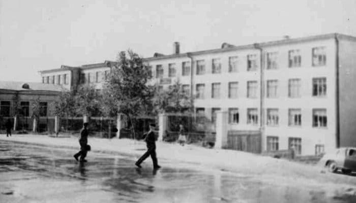 Горького 79, Ижевск. 1960 год.