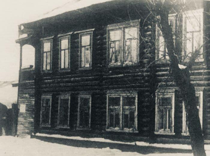 Детский дом имени Максима Прокопьева. Старый  Ижевск.