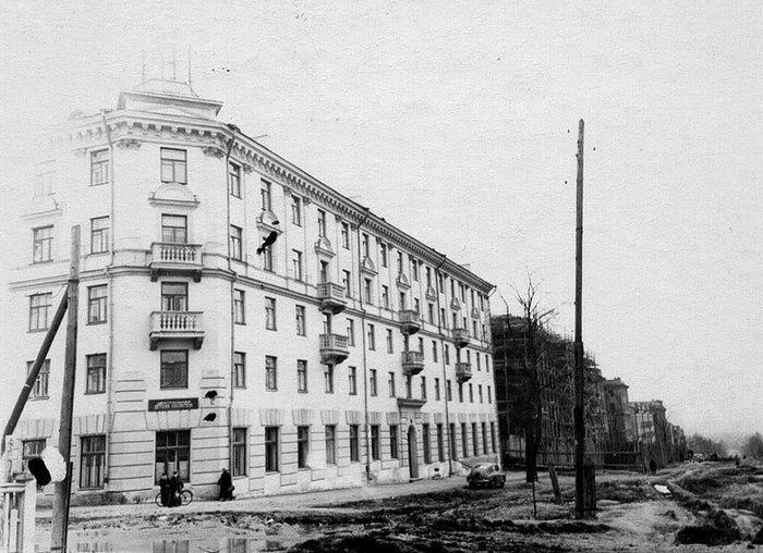 Дом с бельведером, расположенный по адресу Ижевск, Пушкинская 200.