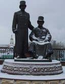 Памятник Ижевским оружейникам в Ижевске.