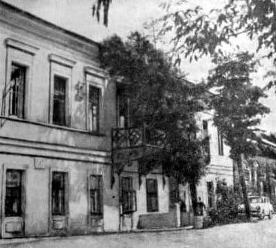 История Генеральского дома в Ижевске.