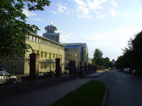 Улица Пастухова Ижевск. ДВА. 2011 год.