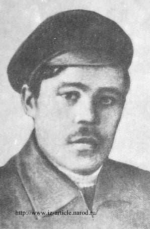 Малыгин С И большевик из Дебесс.
