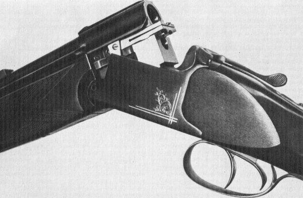 Промысловое пуледробовое охотничье ружьё Иж-15.