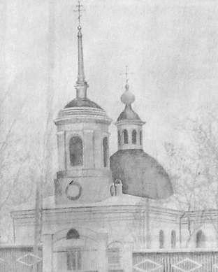 Храм Вознесения Господня в Сарапуле (1817-1821)