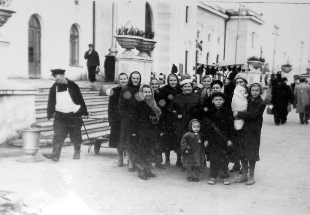 Ижевский Железнодорожный вокзал.