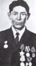 Наводчик орудия 174-го ОИПТД сержант Феофанов Д.И.