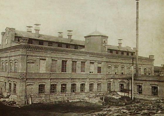 Кожевенный завод Смагина Н.В . Сарапул. Начало XX века.