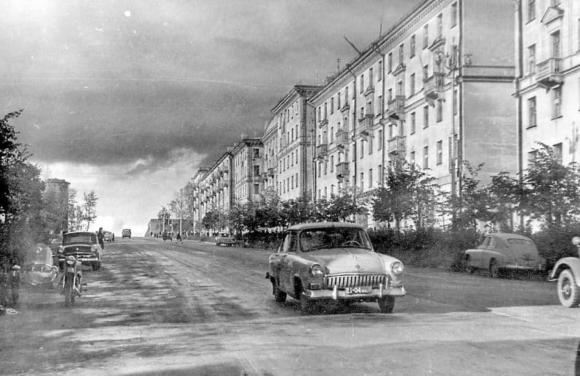 Пушкинская ул. Ижевск.