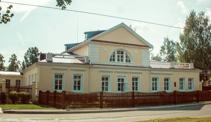 Дом Чайковских в Воткинске
