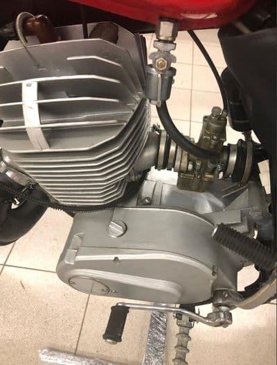 Мотоцикл ИЖ К-16