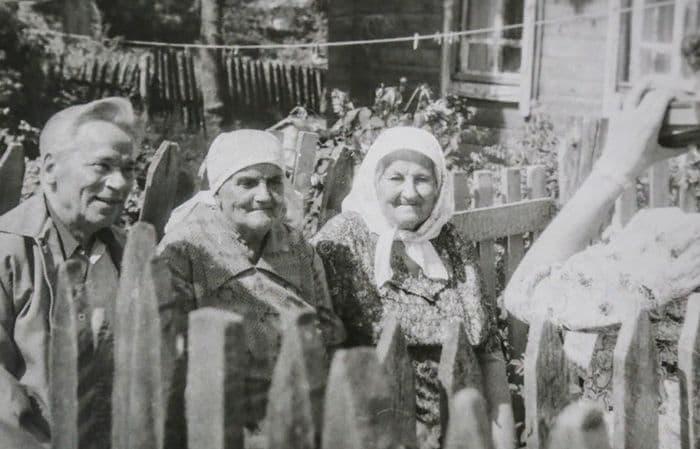 Фотография Михаила Тимофеевича  Калашникова.