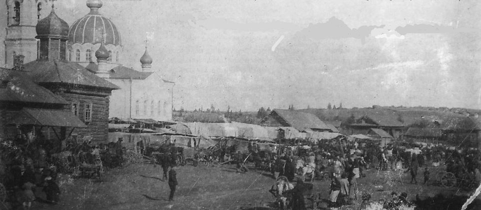 Покровская церковь в с. Большая Пурга.