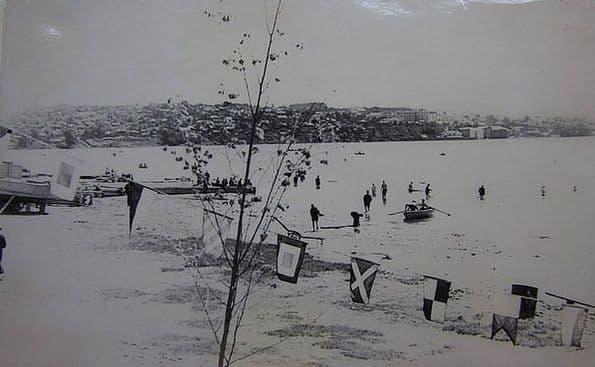 Фотографии - отдых на Воткинском пруду.
