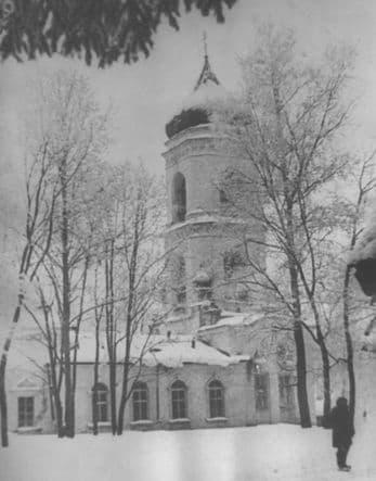 Свято-Троицкая церковь. Ижевск.
