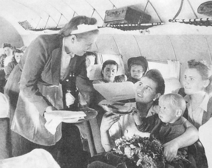 1949 год. Ижевский аэропорт.