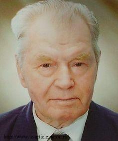 Мерзляков Владимир Фролович