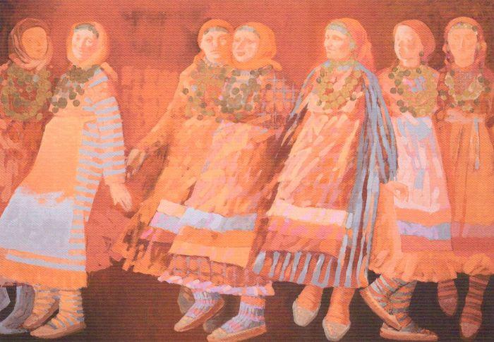 Праздник. 2007. Веретенников Владимир Иванович