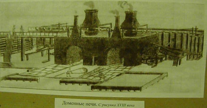 Бемыжский медеплавильный завод.