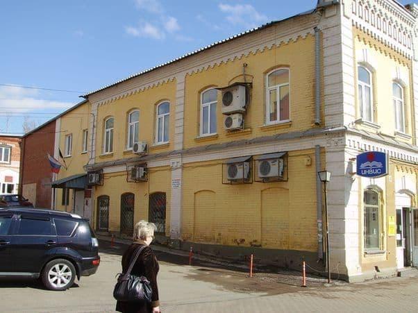 Дом Горького 80  Ижевск.