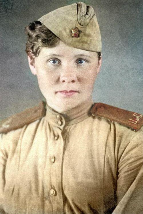 Татьяна Барамзина.