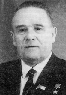 Паладин Н.И., директор Ижевского механического завода (1946-1973 гг.)